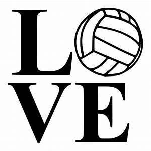 Love, Volleyball, Kit