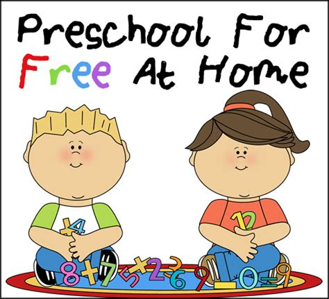 homeschooling for free and frugal preschool for free at