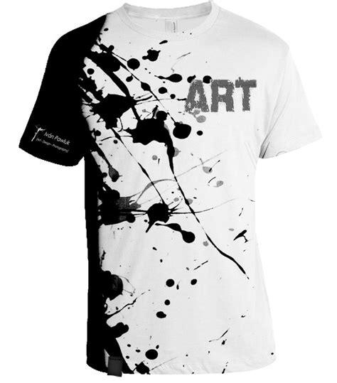 visual art  shirt  ivan pawluk disenos de playeras