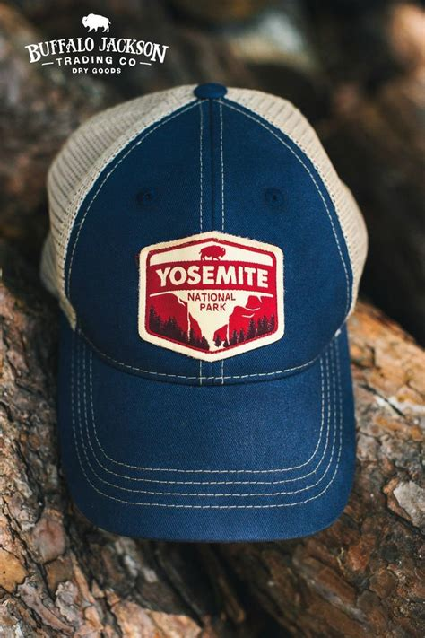 Yosemite Hat Parks Ts For Him And Buffalo