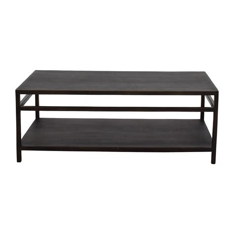 black metal end table amazon coffee table with beveled glass top and black metal