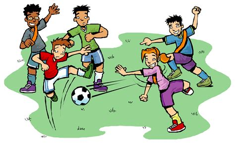 Cartoon Football Player Clipart Clipart Clipartix