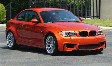 4k-mile 2011 Bmw 1m For Sale On Bat Auctions