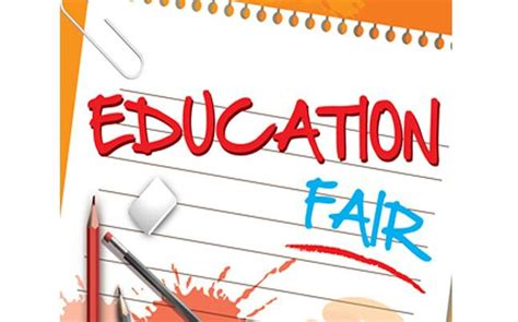 study  education fair  begins worlds top