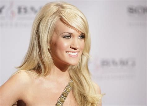 Carrie Underwood Prom Hairstyle Ideas Celebrity Hairstyles
