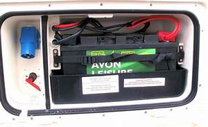 Caravan Battery Charger Wiring