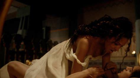 Naked Kylie Bunbury In Tut