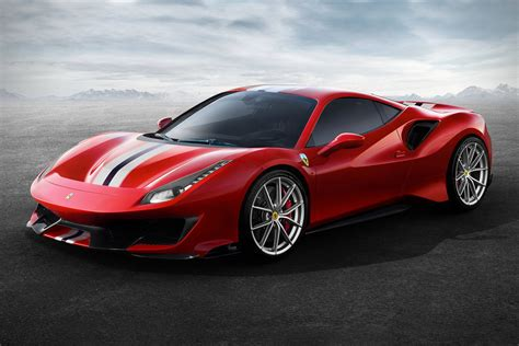 Ferrari 2019 : 2019 Ferrari 488 Pista