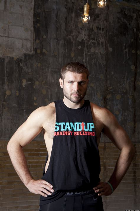 straight professional male athlete allies  support