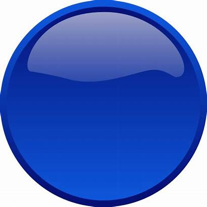 Button Round Clip Clker Clipart Vector
