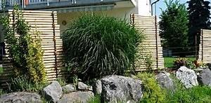 Bambus Edelstahl Sichtschutz : das bambusportal ~ Markanthonyermac.com Haus und Dekorationen