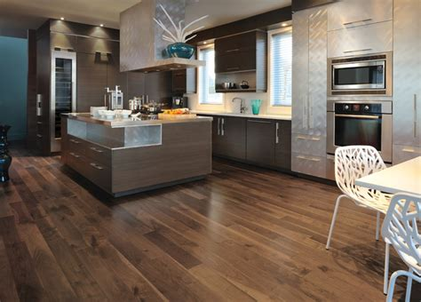 modern kitchen flooring wood floor inspiration modern kitchen 4215