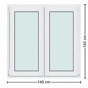 Dimensions Standard Fenetre : fen tre 140x140 carr e standard performante et pas ch re ~ Melissatoandfro.com Idées de Décoration