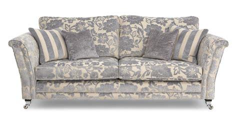 hogarth floral 4 seater sofa hogarth floral dfs