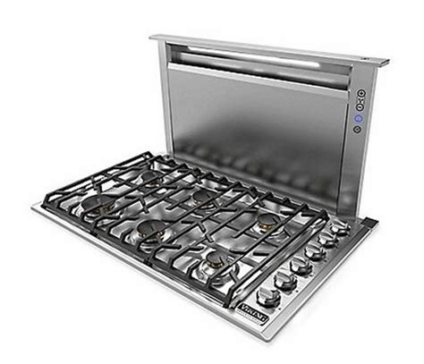 Viking Downdraft Cooktop by Vdd5360ss Viking 36 Quot Built In Professional 5 Series