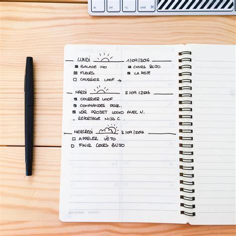 logiciel creation cuisine bullet journal le système d 39 organisation qui fait fureur