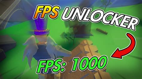 insane fps unlocker roblox fps unlocker  youtube