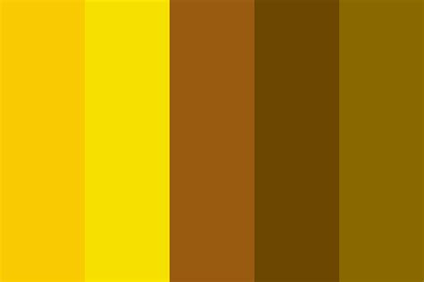 Honey And The Bee Color Palette