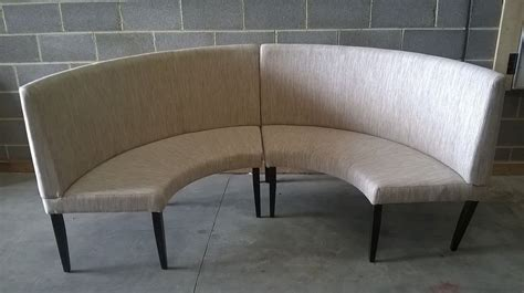 curved dining bench curved banquette seating roselawnlutheran
