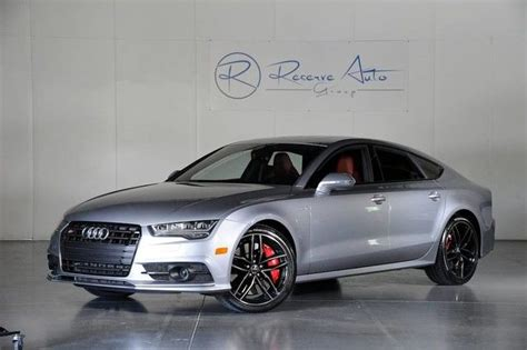2018 Audi S7 Premium Plus The Colony Tx 24942064