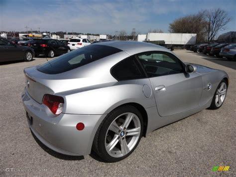 Titanium Silver Metallic 2007 Bmw Z4 3.0si Coupe Exterior