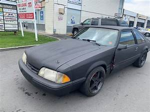 1990 Foxbody Ford Mustang Manual Transmission For Sale
