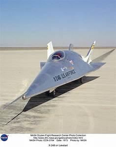 NASA Dryden X-24 Photo Collection