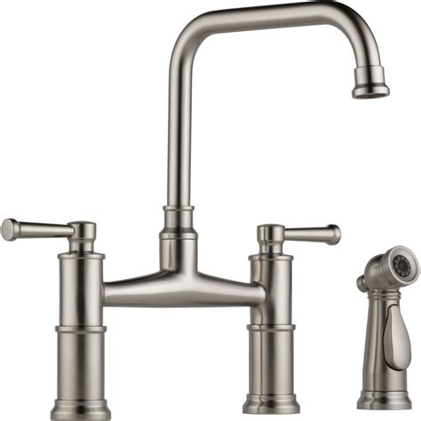 brizo 62525lf ss artesso brilliance stainless two handle