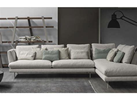 canapé bas design canapé lars version bas et haut dossier bonaldo meubles
