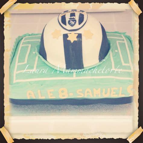 MammaCheTorte: Juventus cake per Ale e Samuel