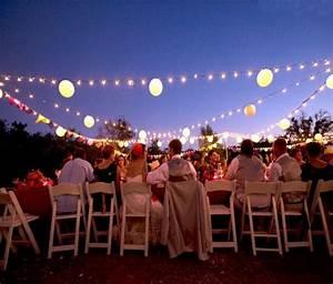 unique outdoor wedding lighting Sang Maestro