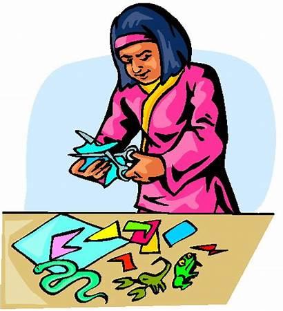 Clip Crafts Clipart Craft Arts Handicraft Cliparts