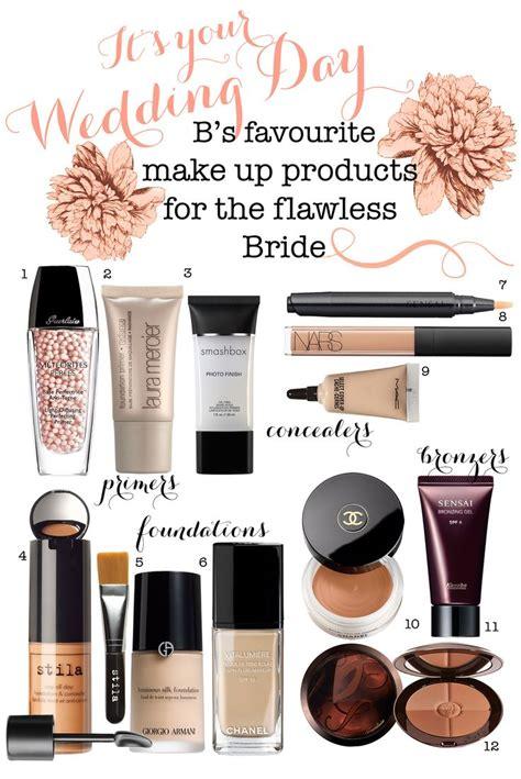Best 25+ Wedding Day Makeup Ideas On Pinterest Day