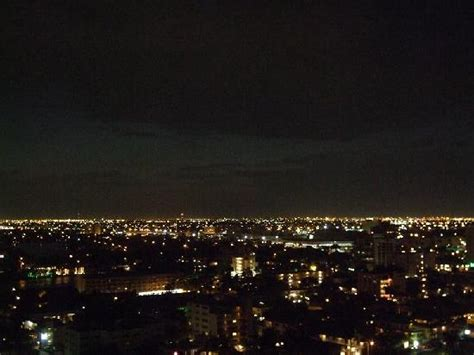 city view  night great view   balcony picture