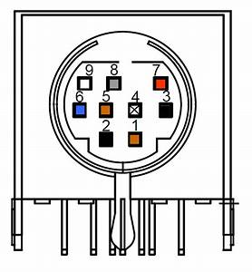 Wiring Diagram 9 Pin Din Jack Creative A235 Circuit