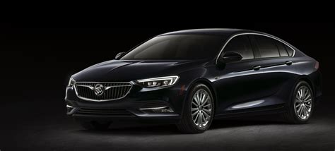 2018 Buick Regal Gs Confirmed With N/a V6 Engine By Buick