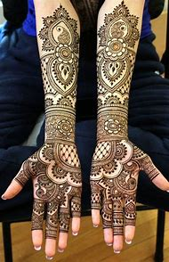 Best Bridal Mehndi Designs Ideas And Images On Bing Find What