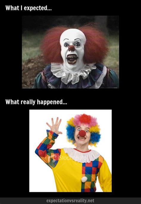 Scary Clown Memes - scary clown meme www imgkid com the image kid has it