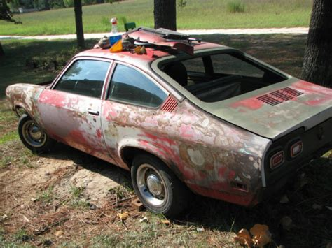 1971 Chevy Vega Hatchback Body/project Car
