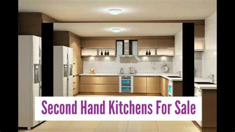 Commerical Second Hand Kitchens For Sale  Youtube