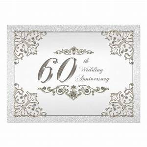 60th wedding anniversary invitation card With free printable 60th wedding anniversary invitations