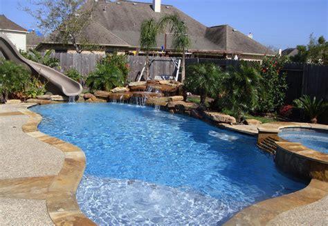 Backyard Amenities by Friendswood Backyard Amenities Houston Pool Builder
