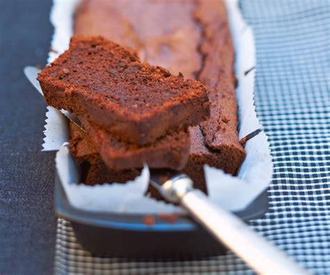 recette du cake au chocolat de cyril lignac