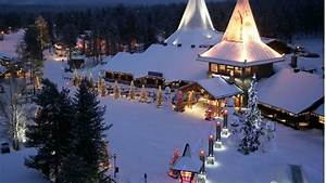 Trip to Santa Claus Village in Rovaniemi | Activity Item ...