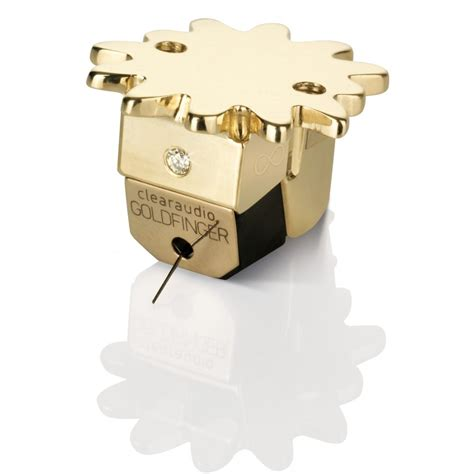 Clearaudio Goldfinger V2 Moving Coil Cartridge
