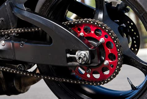 Motorcycle Race Parts