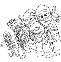 print lego ninjago coloring pages printable