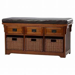 Loon, Peak, Hemlock, Wooden, Entryway, Storage, Bench, U0026, Reviews