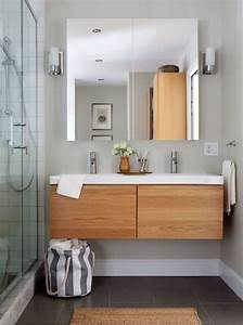 Meuble Salle De Bain Suspendu : meuble de salle de bain suspendu ikea gormorgon odensvik ~ Edinachiropracticcenter.com Idées de Décoration