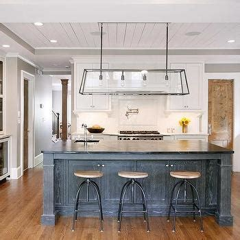 Soapstone Breakfast Bar   Contemporary   Kitchen
